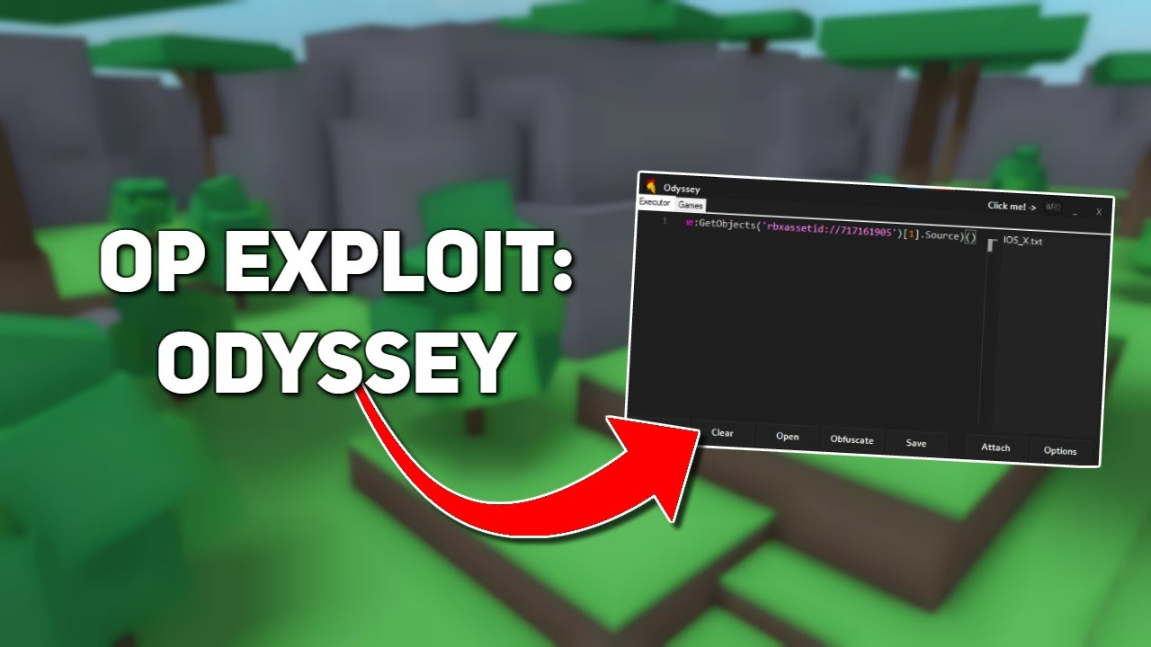 MOST POWERFUL EXPLOIT: ODYSSEY [WORKING, 11 JAN 2019] LUA | ADOPT ME  ROYALE HIGH JAILBREAK & MORE!