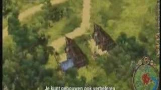 Settlers Rise of an Empire video walkthrough Part 1 (NL)