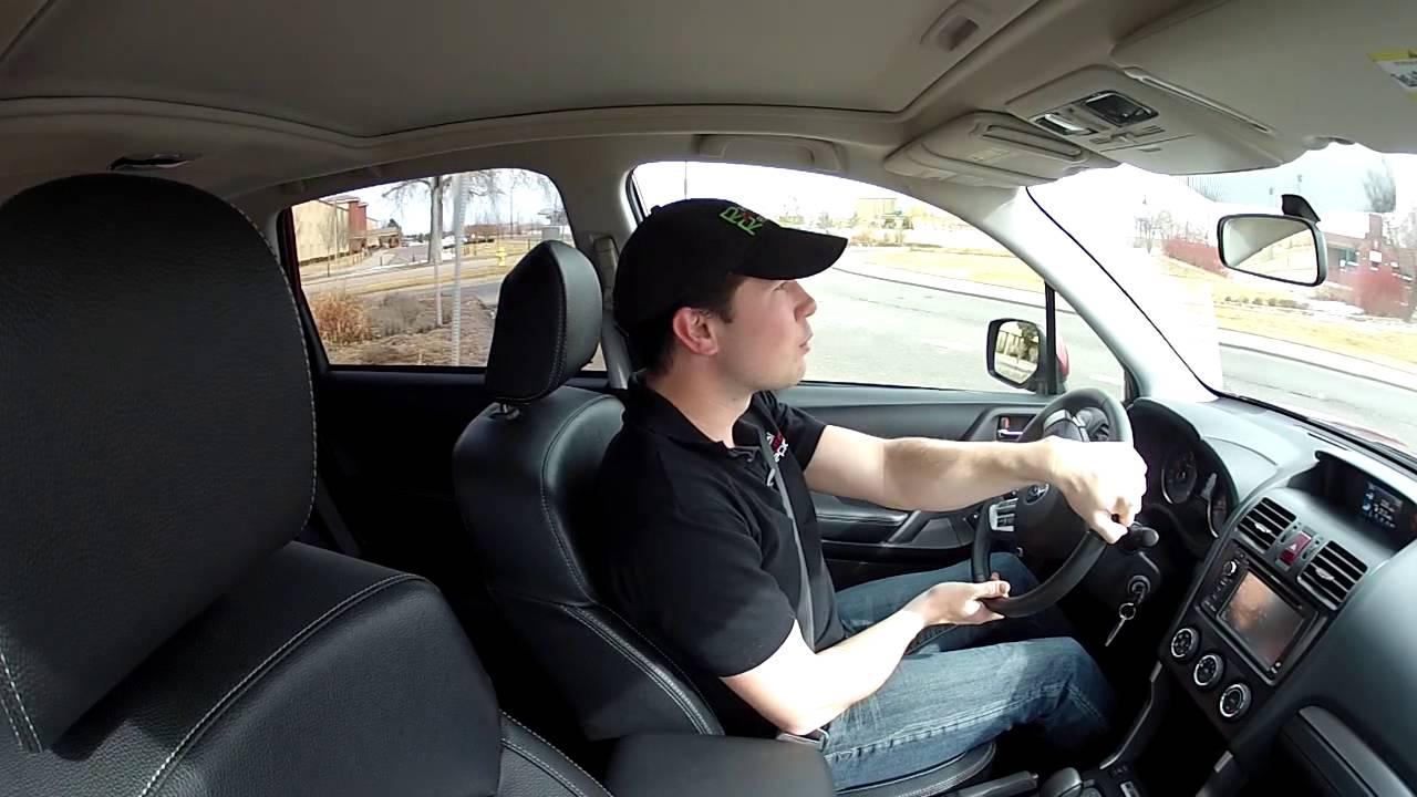 Real Videos 2014 Subaru Forester 20XT Premium InDepth