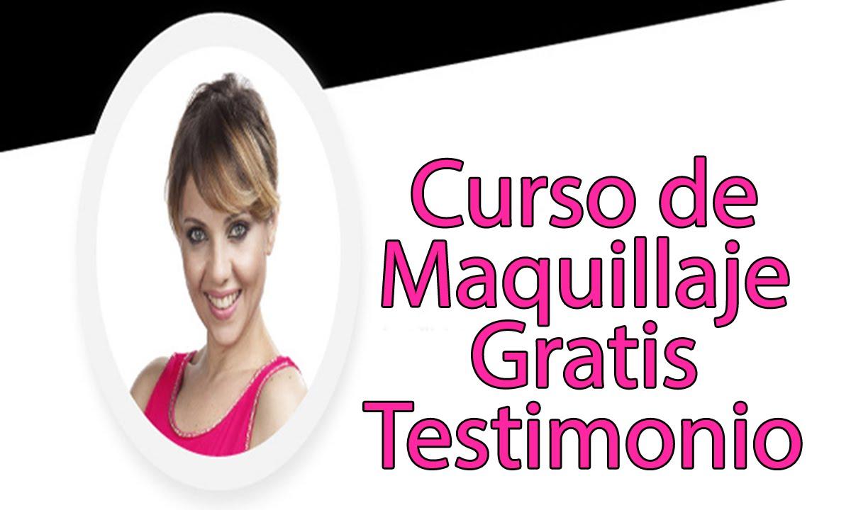 Curso de maquillaje gratis testimonio youtube for Curso de interiorismo gratis