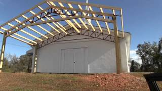 "Steel Trusses, Church Shelters, And Carport Kits ""american"""