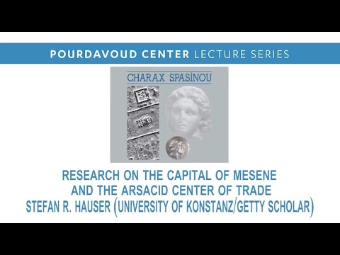 Thumbnail of Charax Spasinou: Research on the Capitol of Mesene and the Arsacid Center of Trade video