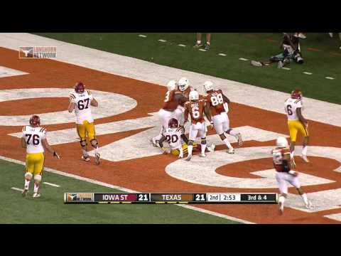 Football highlights: Iowa State  [Oct. 18, 2014]