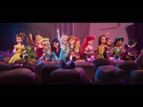 ディズニープリンセスが集結!アイアンマンも!人気キャラ続々登場の映画「シュガー・ラッシュ:オンライン」特別映像が公開