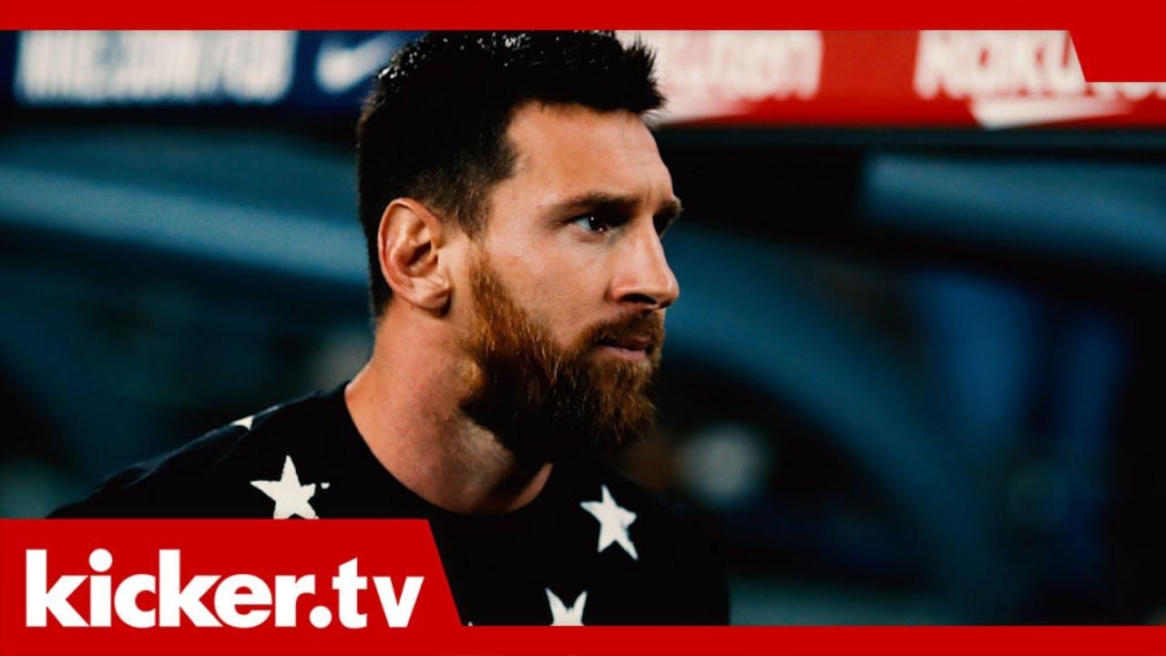 Mit Messi in Dortmund: Barça und die Jagd nach Titel Nummer sechs | kicker.tv