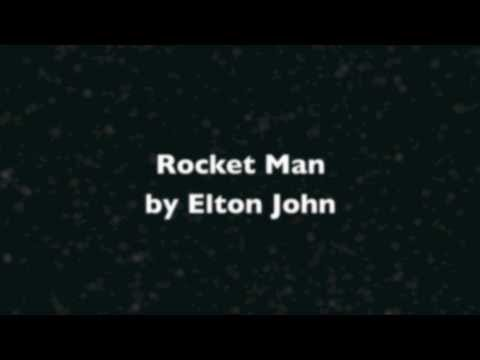 Rocket Man (I think it's going to be a long, long time) - Elton John lyrics