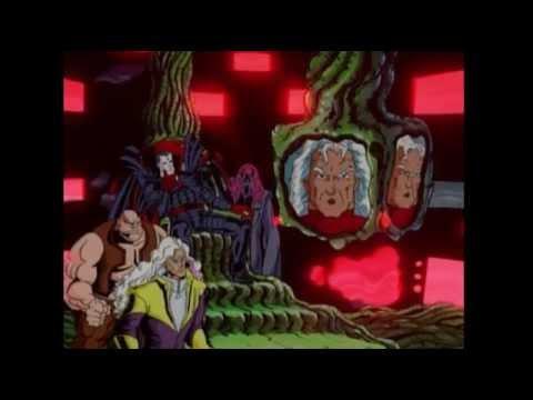Magneto Speaks agains Anti-Mutants