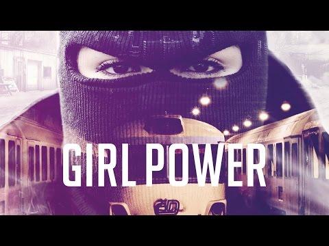 Girl Power Movie Trailer CZ - Graffiti Film