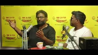 இயக்குனர் ராமை கோபமூட்டும் யுவன் - Ram & Yuvan about Taramani with Mirchi Sha & Vijay