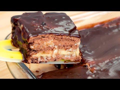 Sunteți în criză de timp? Soluția este acest tort mega rapid gata în 15 minute! | SavurosTV