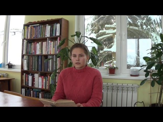 Изображение предпросмотра прочтения – ГородскаяБиблиотека читает произведение «Февральский дневник» (Берггольц Ольга)