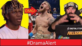 Jake Paul could beat KSI! - #DramaAlert - Deji is DELUSIONAL!