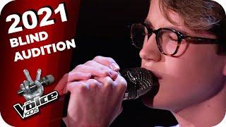 FINNEAS - Break My Heart Again (Arthur) | The Voice Kids 2021 | Blind Auditions