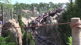 Seven Dwarfs Mine Train Opening Day at the Magic Kingdom - Walt Disney World
