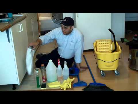 la limpieza del hogar con productos y equipos para el