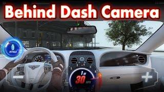 CSR Racing 2 - Behind Dashboard Camera Mod