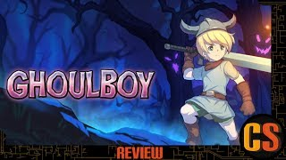 GHOULBOY - PS4 REVIEW (Video Game Video Review)