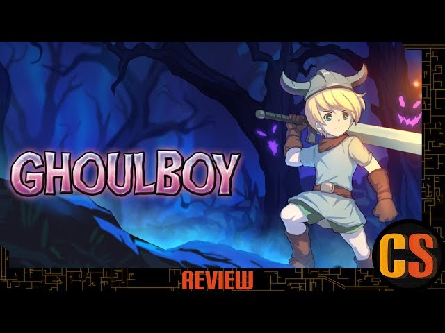 GHOULBOY - PS4 REVIEW