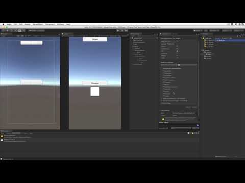 Displaying A Webview Without Leaving The Unity3D App
