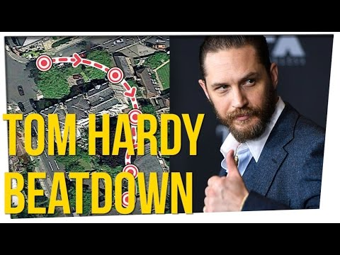 Tom Hardy Chased Down a Pair of Criminals! ft. Steve Greene & Nikki Limo