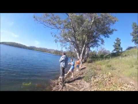 Trout fishing at lake jennings 1 youtube for Lake jennings fishing