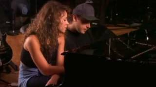 mariah-carey-and-walter-afanasieff-composing-a-song-together