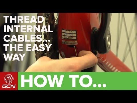 How To: Thread Internal Cables Without the Headache