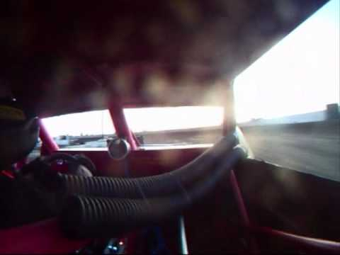 MARYSVILLE RACEWAY PARK 3-20-2010 GOPRO HERO IN CAR CAM HEAT RACE #1