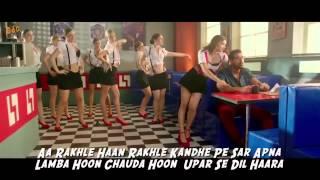 Naa Jaane Kahan Se Aaya Hai  I, Me Aur Main2013  Full 720p HD Video Song with Lyrics ~ H2906