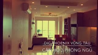 Căn hộ 2 phòng ngủ Dic Phoenix Vũng Tàu
