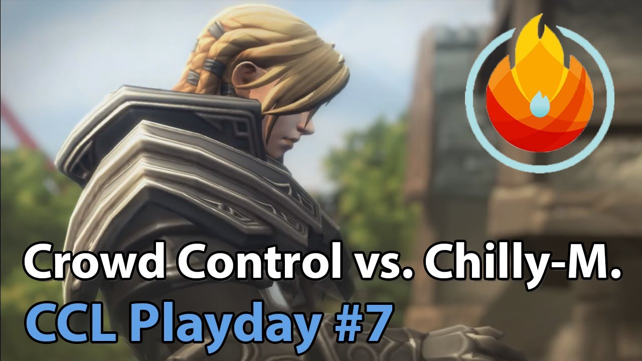 CCL: Crowd Control vs. Chilly Mountain - Heroes of the Storm