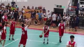 阳光艺体能 - 篮球比赛 Sunshine Art - Basketball Game【HenryPrinceFanclub独家】