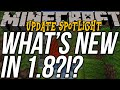 What's New In Minecraft 1.8!?! (Minecraft 1.8 Update Showcase)