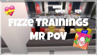 Roblox | Fizze Trainings ~ Admin POV #15