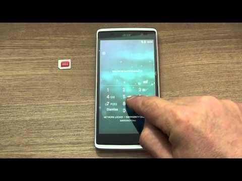 Acer Liquid Z500 dekodiranje pomoću koda