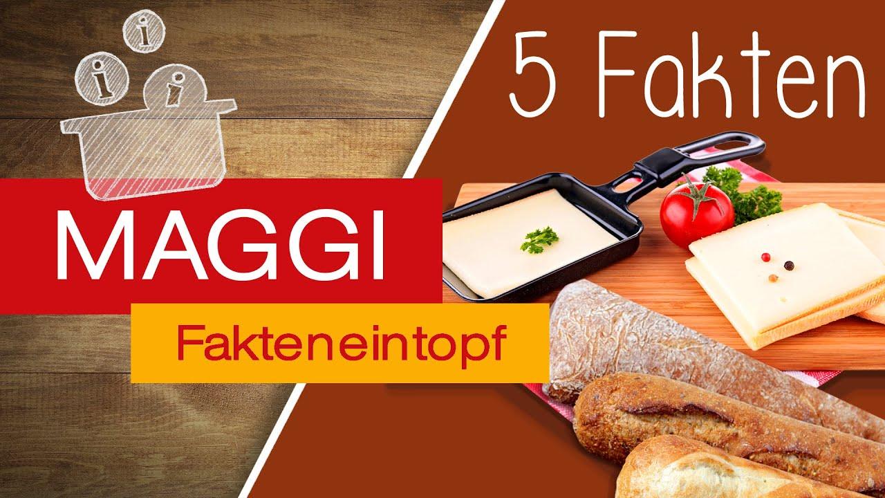 Unsere Tipps für euer Raclette: Käse und Brot | MAGGI Fakteneintopf ...