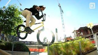 Casey Starling New Bike Build Session! - Kink BMX