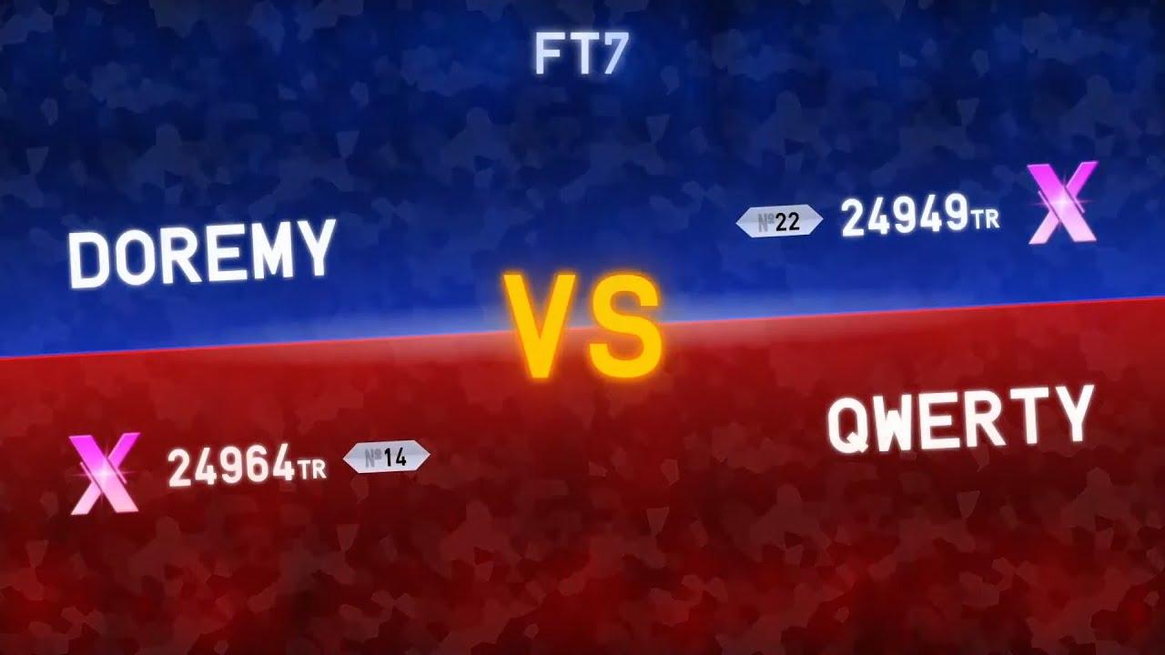 Download [TETR.IO] Tetra League: Doremy vs. qwerty (18-06-2021)