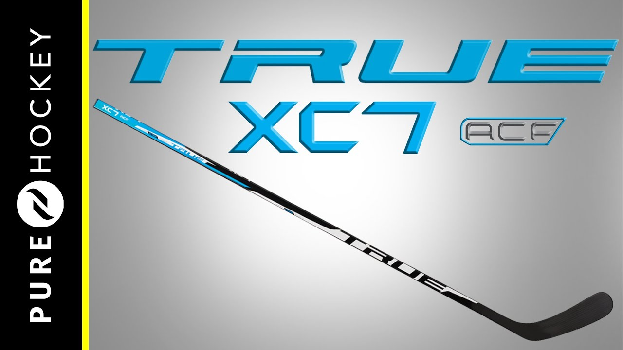 e66345f299b9a True XCore XC7 ACF Hockey Stick | Product Review - YouTube