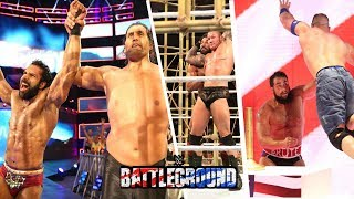 WWE Battle Ground 2017 Highlights Classy Wrestling Reality