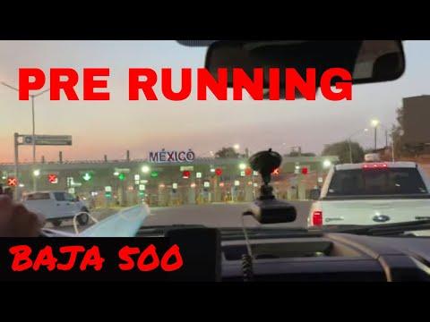 Pre Running The 2020 Baja 500   Honda Talon Factory Racing