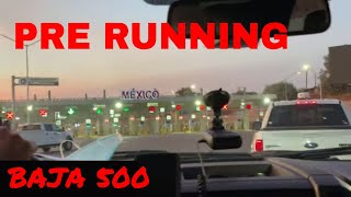 Pre Running The 2020 Baja 500 | Honda Talon Factory Racing