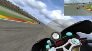 Moto GP 2012 PC Gameplay Maxed Out