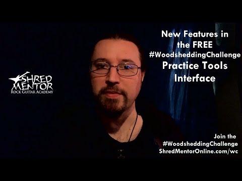 ShredMentor #WoodsheddingChallenge - April 5, 2020 Updates