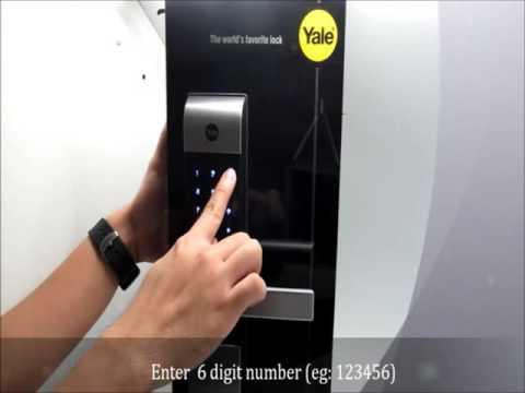 YDM3109 Pin code
