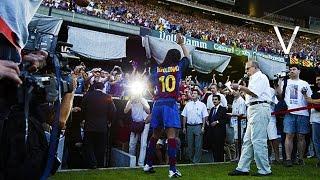 Ronaldinho: Brazylijczyk, który oczarował świat
