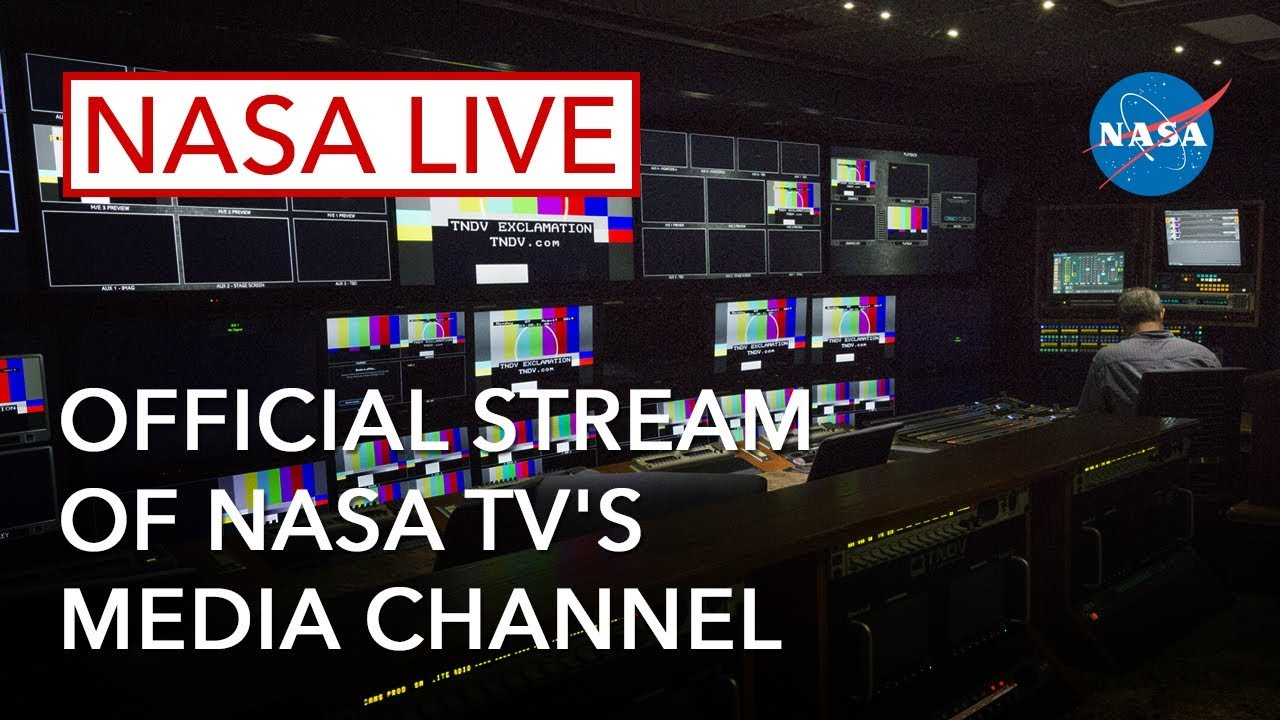 Nasa Live Official Stream Of Nasa Tv S Media Channel Youtube