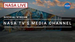 Nasa Live:  Stream Of Nasa Tv's Media Channel