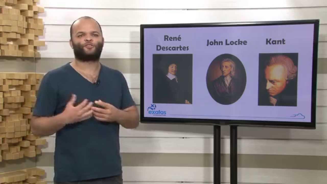 Descartes vs locke essays