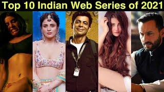 Top 10 Indian Web Series 2021 Thumb